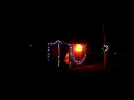 santa's shed