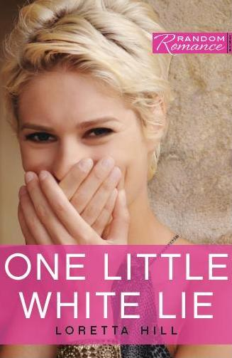 One Little White Lie Cover (2)